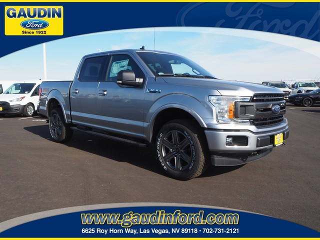 2020 F-150 SuperCrew Cab 4x4, Pickup #20T0710 - photo 1