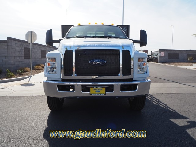 2019 F-650 Regular Cab DRW 4x2, Supreme Stake Bed #9T0299 - photo 3