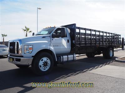 2019 F-650 Regular Cab DRW 4x2, Supreme Stake Bed #9T0299 - photo 4