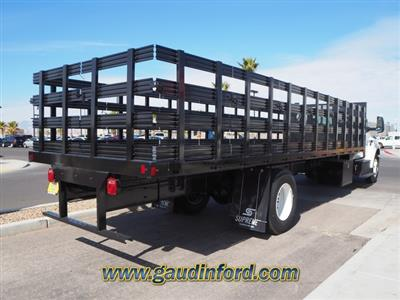 2019 F-650 Regular Cab DRW 4x2, Supreme Stake Bed #9T0299 - photo 2