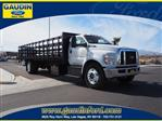 2019 F-650 Regular Cab DRW 4x2, Supreme Stake Bed #9T0299 - photo 1