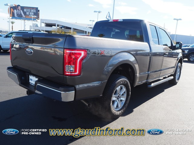 2017 F-150 Super Cab 4x4, Pickup #9T0610A - photo 1