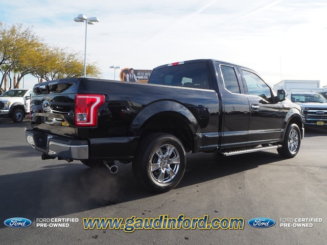 2017 F-150 Super Cab 4x2, Pickup #9T0915A - photo 1
