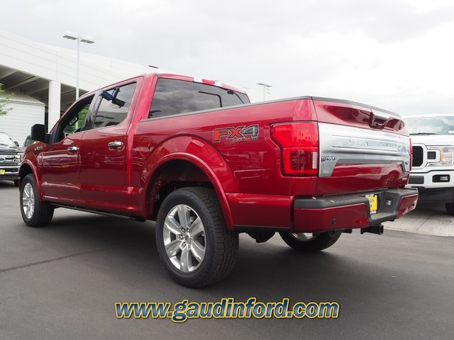 2019 F-150 SuperCrew Cab 4x4, Pickup #9T1141 - photo 1