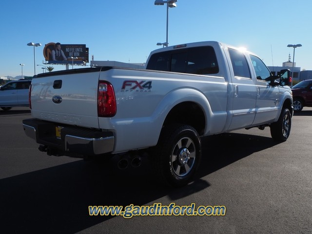 2012 F-350 Crew Cab 4x4, Pickup #9T1229A - photo 1