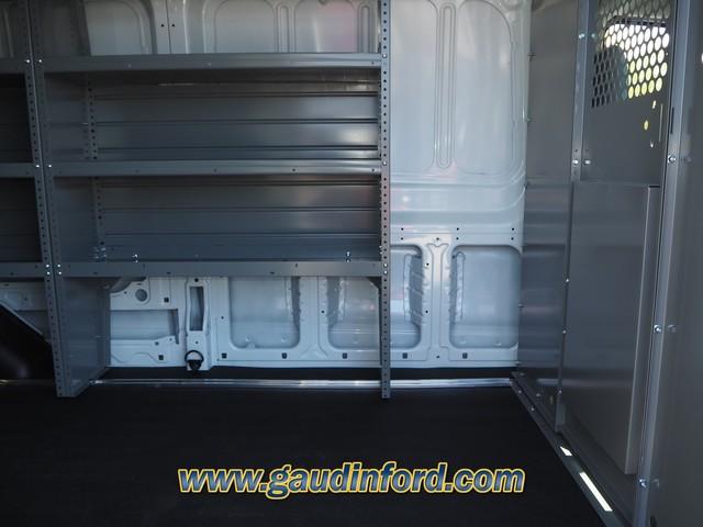 2019 Transit 250 Med Roof 4x2, Adrian Steel Base Shelving Upfitted Cargo Van #9T1233 - photo 6