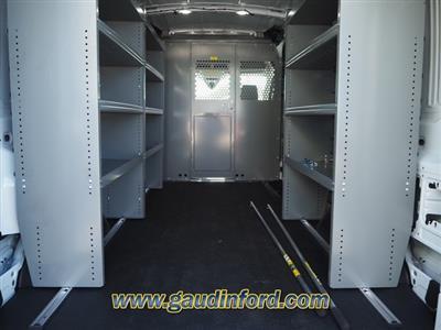 2019 Transit 250 Med Roof 4x2, Adrian Steel Base Shelving Upfitted Cargo Van #9T1233 - photo 2