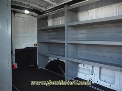 2019 Transit 250 Med Roof 4x2, Adrian Steel Base Shelving Upfitted Cargo Van #9T1233 - photo 7