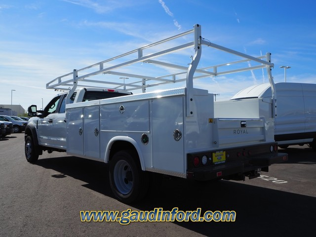 2019 F-450 Crew Cab DRW 4x2, Royal Service Body #9T1504 - photo 1