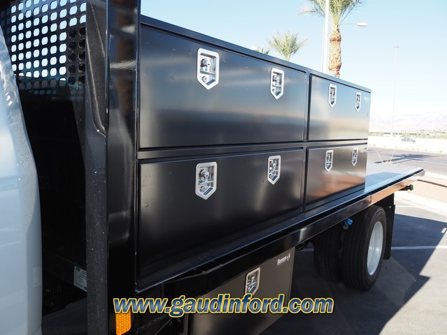 2019 F-450 Regular Cab DRW 4x2, CM Truck Beds PL Model Contractor Body #9T1551 - photo 8