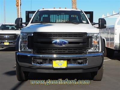 2019 F-450 Regular Cab DRW 4x2, CM Truck Beds PL Model Contractor Body #9T1551 - photo 3