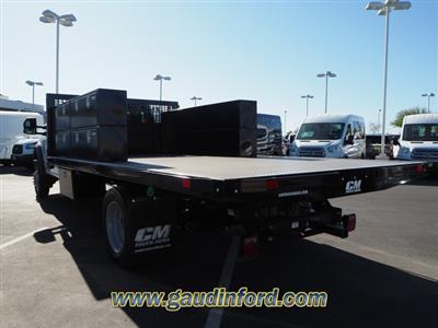 2019 F-450 Regular Cab DRW 4x2, CM Truck Beds PL Model Contractor Body #9T1551 - photo 2