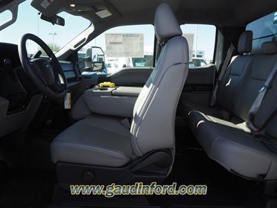 2019 F-550 Super Cab DRW 4x4, RhinoPro Truck Outfitters Dump Body #9T1575 - photo 8