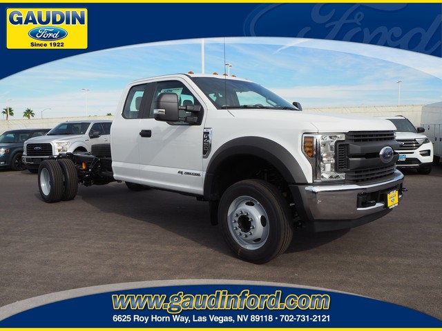 2019 F-450 Super Cab DRW 4x2, Cab Chassis #9T1628 - photo 1