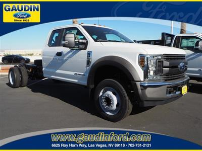 2019 F-550 Super Cab DRW 4x2, Cab Chassis #9T1638 - photo 1