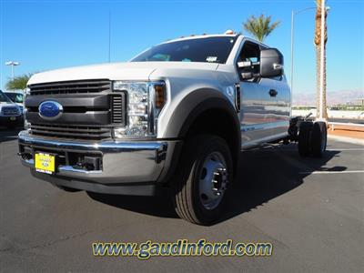 2019 F-550 Super Cab DRW 4x2, Cab Chassis #9T1638 - photo 4