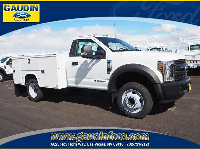 2019 Ford F-550 Regular Cab DRW 4x2, Knapheide Service Body #9T1689 - photo 1