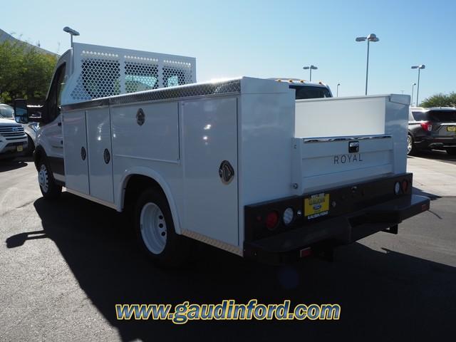 2019 Ford Transit 350 HD DRW 4x2, Royal Service Body #9T1696 - photo 1
