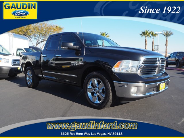2017 Ram 1500 Quad Cab 4x2, Pickup #9T1709A - photo 1