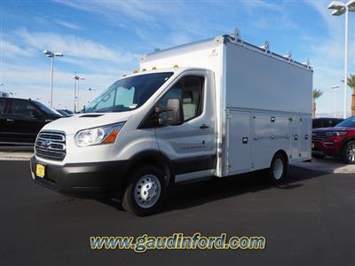 2019 Transit 350 HD DRW 4x2, Supreme Spartan Service Utility Van #9T1731 - photo 4