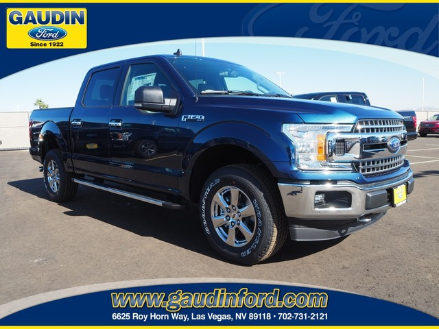 2019 F-150 SuperCrew Cab 4x4, Pickup #9T1737 - photo 1