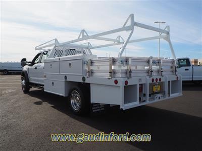 2019 F-550 Crew Cab DRW 4x2, Scelzi CTFB Contractor Body #9T1850 - photo 2