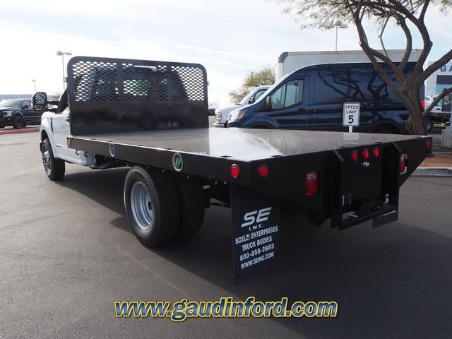 2019 F-350 Regular Cab DRW 4x2, Platform Body #9T1851 - photo 1