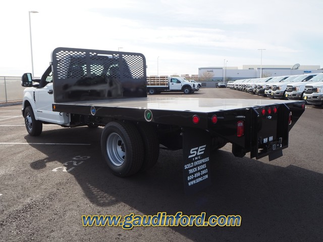 2019 F-350 Regular Cab DRW 4x2, Scelzi Platform Body #9T1855 - photo 1