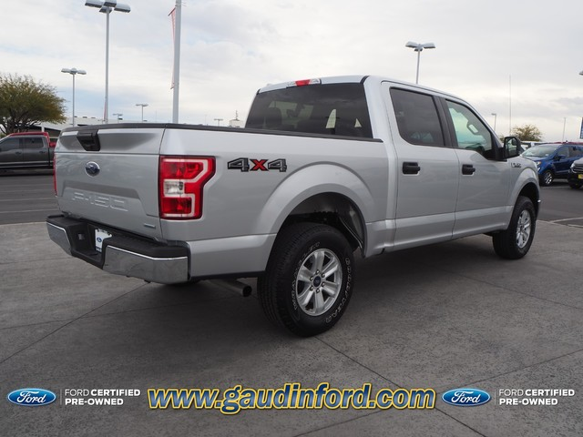 2019 F-150 SuperCrew Cab 4x4, Pickup #P13166 - photo 1
