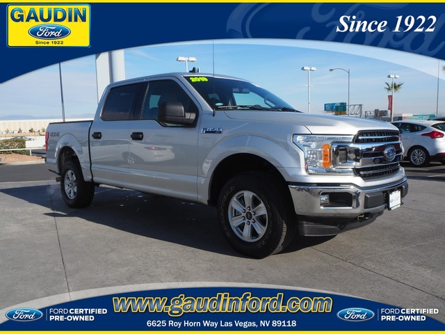 2019 F-150 SuperCrew Cab 4x4, Pickup #P13168 - photo 1