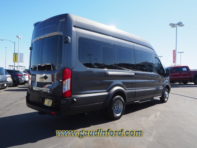 2017 Transit 350 HD High Roof DRW 4x2, Passenger Wagon #P13218 - photo 1