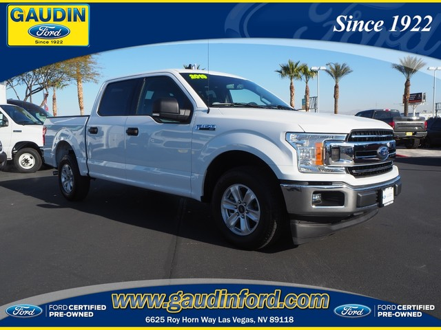 2019 F-150 SuperCrew Cab 4x2, Pickup #P13231 - photo 1