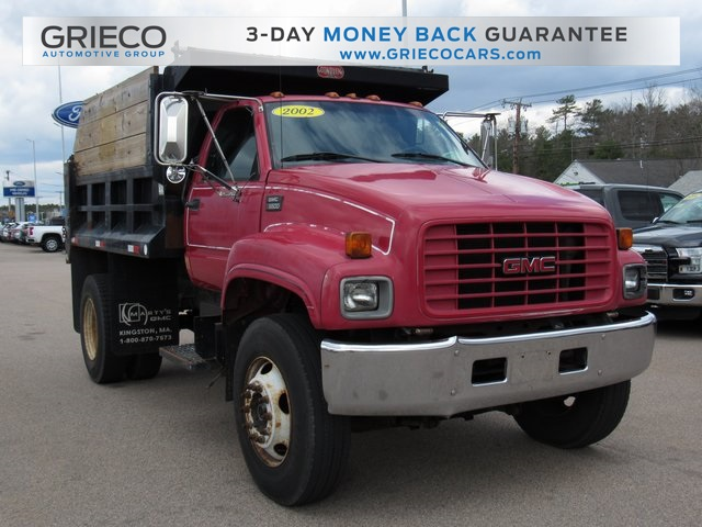 2002 GMC C6500 4x2, Dump Body #F198201B - photo 1