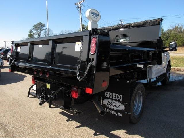 2020 Ford F-350 Regular Cab DRW 4x4, Rugby Dump Body #F208034 - photo 1
