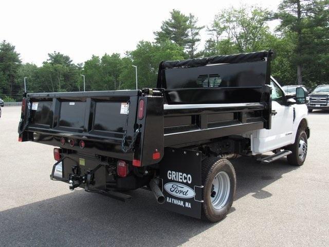 2020 Ford F-350 Regular Cab DRW 4x4, Rugby Dump Body #F208049 - photo 1