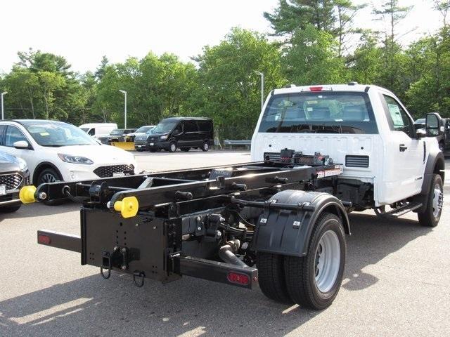2020 Ford F-550 Regular Cab DRW 4x4, Switch N Go Hooklift Body #F208064 - photo 1