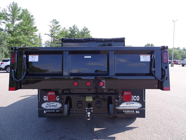 2021 Ford F-350 Regular Cab DRW 4x4, Rugby Dump Body #F218066 - photo 1