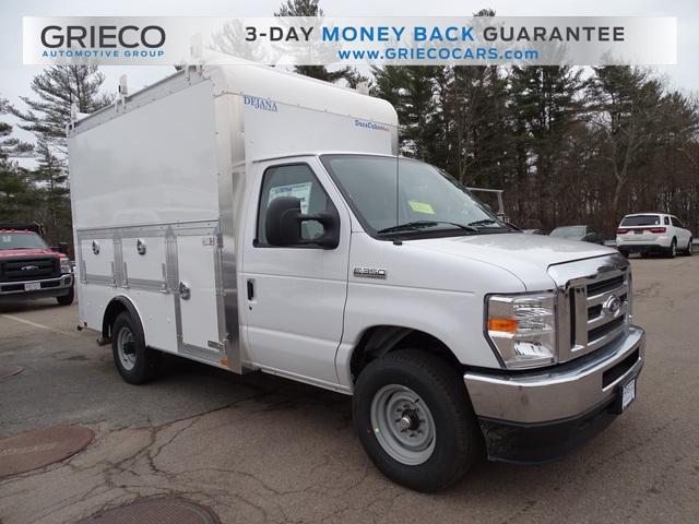 2021 Ford E-350 4x2, Dejana Service Utility Van #F219000 - photo 1