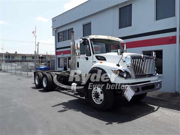 2012 International WorkStar 7600 6x4, Cab Chassis #416507 - photo 1