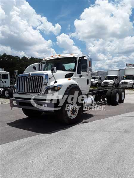 2012 International WorkStar 7600 6x4, Cab Chassis #416752 - photo 1