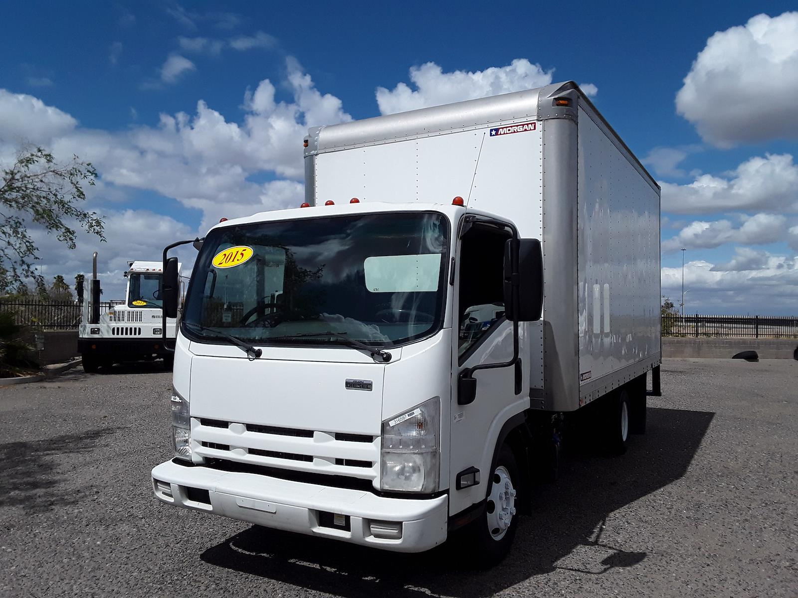 2015 Isuzu NPR-HD Regular Cab 4x2, Dry Freight #316597 - photo 1
