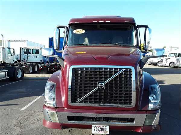 2015 Volvo VNL 6x4, Tractor #558520 - photo 1