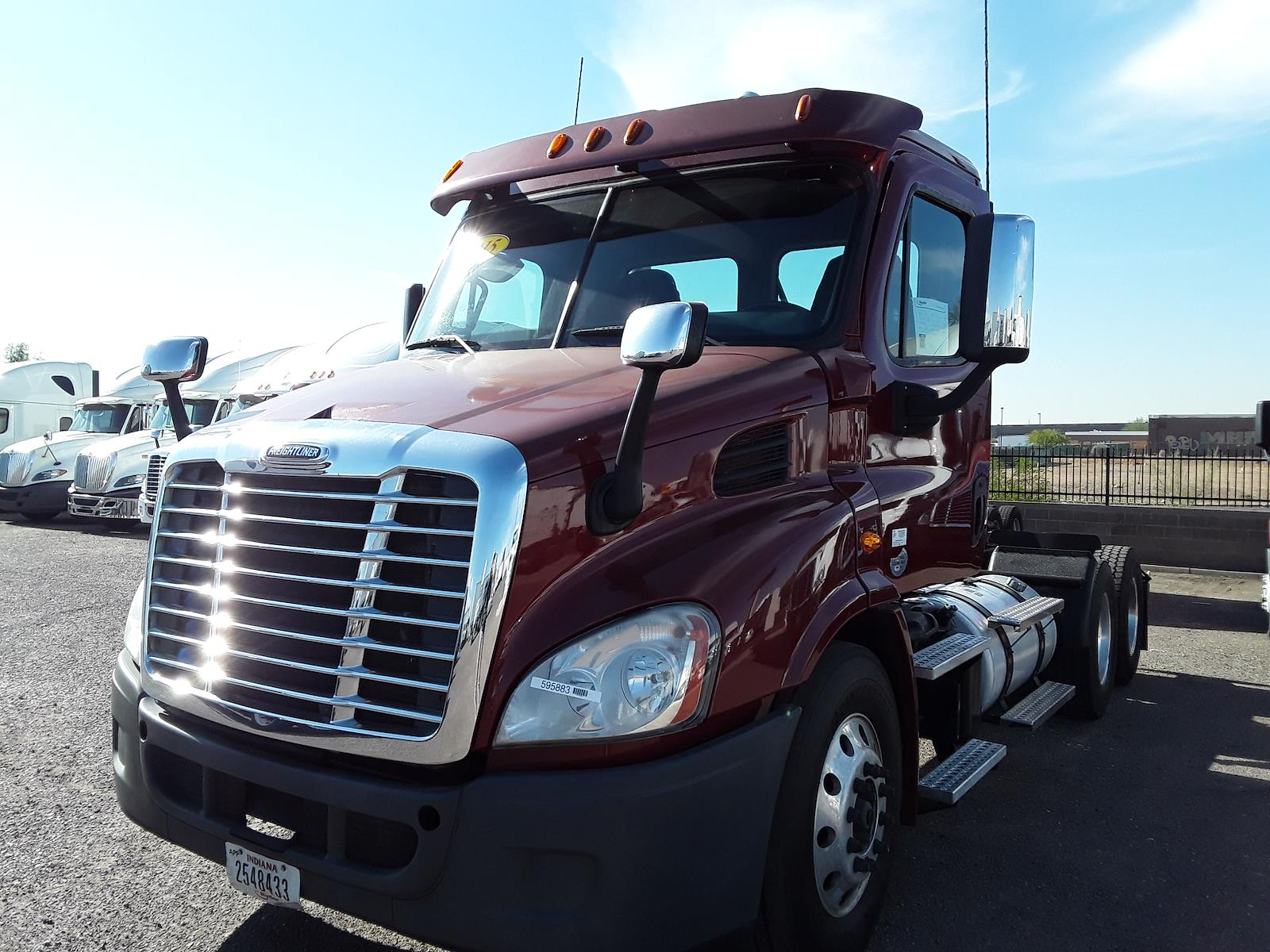 2015 Freightliner Truck 6x4, Tractor #595883 - photo 1