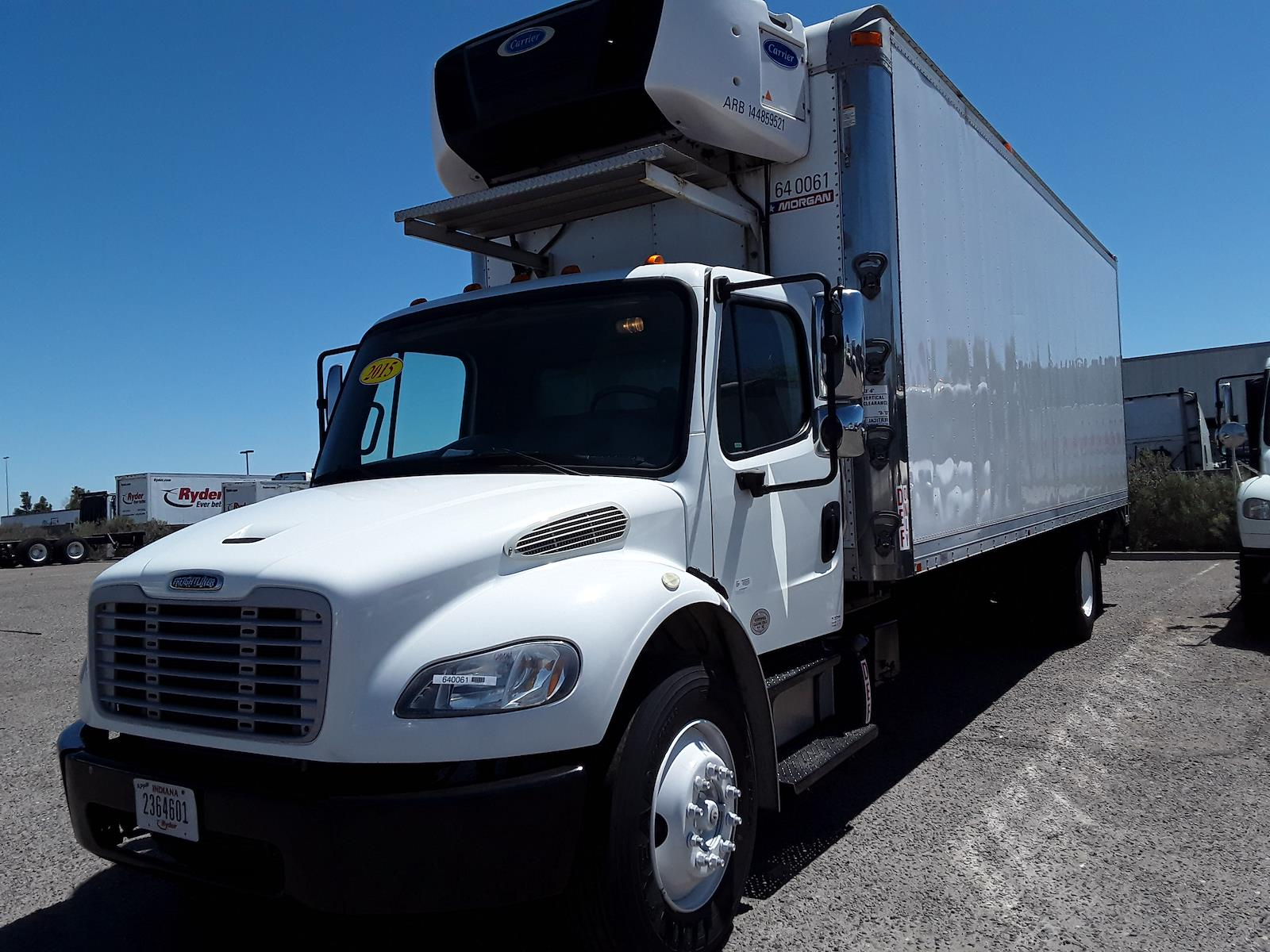 2015 Freightliner M2 106 4x2, Refrigerated Body #640061 - photo 1