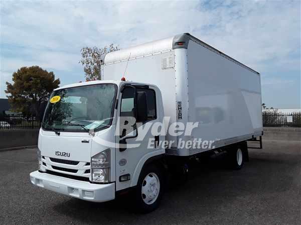 2016 Isuzu NRR Regular Cab 4x2, Dry Freight #667303 - photo 1