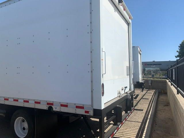 2017 Isuzu NPR-HD Regular Cab 4x2, Dry Freight #675785 - photo 1