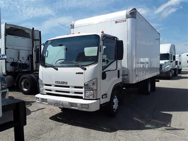 2015 Isuzu NPR Regular Cab 4x2, Dry Freight #342058 - photo 1