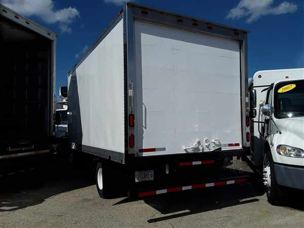 2015 Isuzu NPR Regular Cab 4x2, Dry Freight #342060 - photo 1