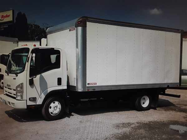2015 Isuzu NPR Regular Cab 4x2, Dry Freight #342061 - photo 1
