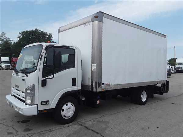 2011 Isuzu NPR 4x2, Dry Freight #360503 - photo 1